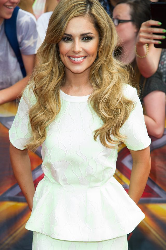 Słodka Cheryl Cole i drapieżna Melanie Brown (FOTO)