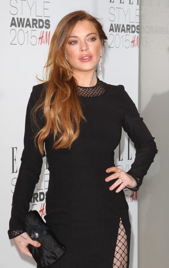 Lindsay Lohan przerywa ciszę po brutalnej akcji z jej narzeczonym!