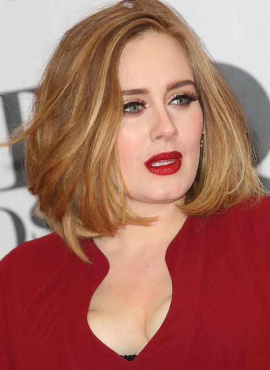 NIE POZNACIE Adele w tym makijażu! (ZDJĘCIA)