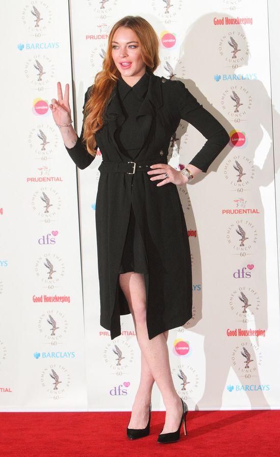Lindsay Lohan wie o Lawrence więcej, niż myślimy?