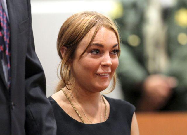 Lindsay Lohan szuka dawcy nasienia