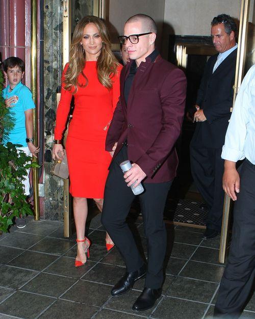 Jennifer Lopez świętowała urodziny (FOTO)
