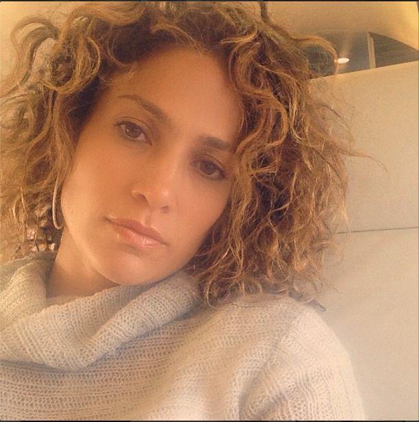 Myśleliście, że Jennifer Lopez ma burzę włosów? Błąd! (FOTO)