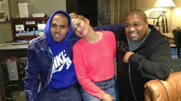 Jennifer Lopez i Chris Brown nagrają wspólny kawałek?