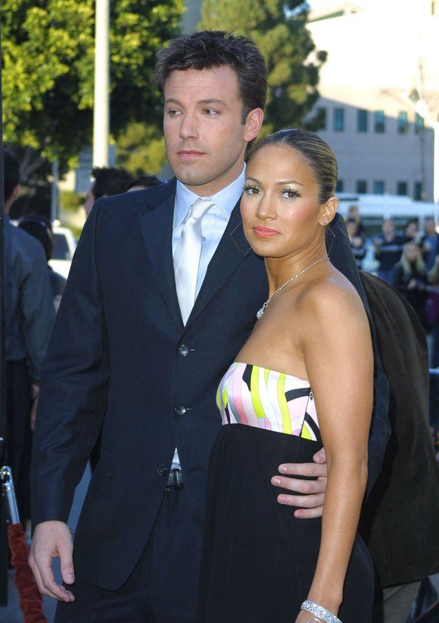 Jennifer Lopez wspomina rozstanie z Benem Affleckiem