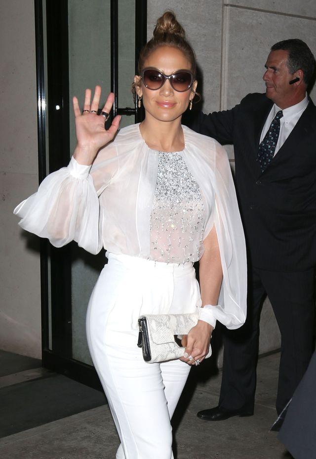 Jennifer Lopez po raz PIERWSZY o rozstaniu z Casperem