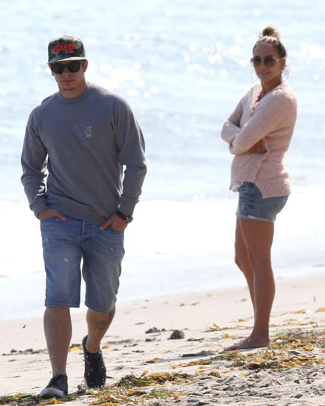 Jennifer Lopez już ma nowego chłopaka! (FOTO)