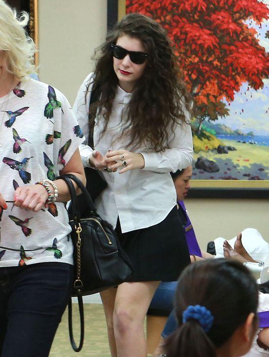 Lorde: Nie muszę udawać, że jestem psychiczna!