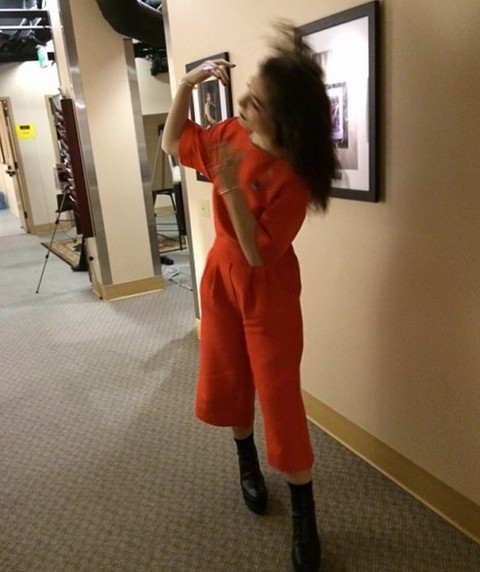 Lorde ma obsesję na punkcie...