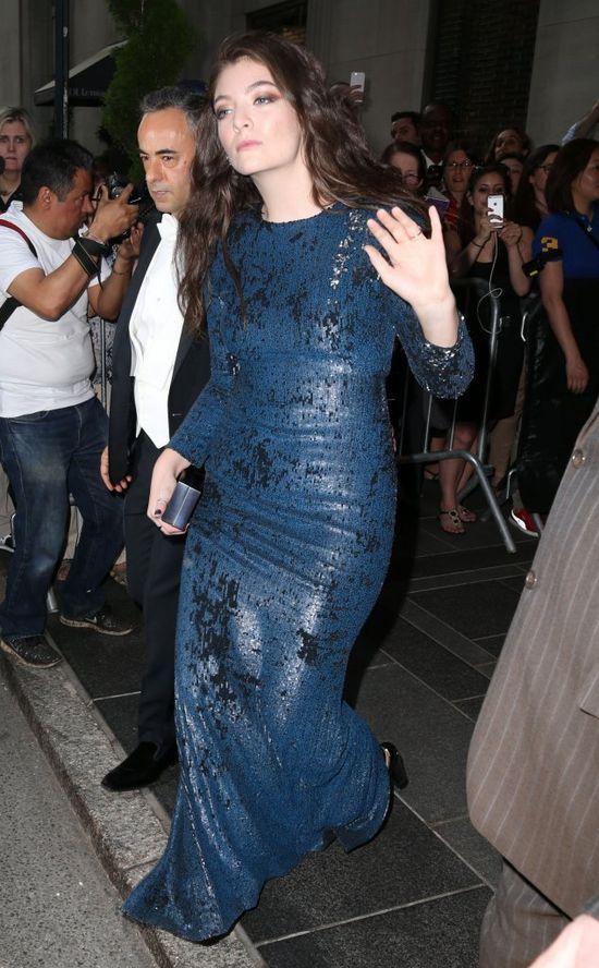 Tej nocy Lorde nie wyglądała na 18 lat (FOTO)