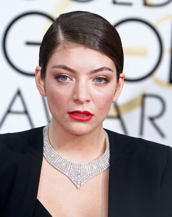 17-letnia Lorde najlepiej ubraną gwiazdą na Złotych Globach?