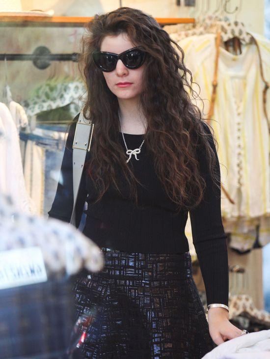 Co będzie z Lorde? (FOTO)