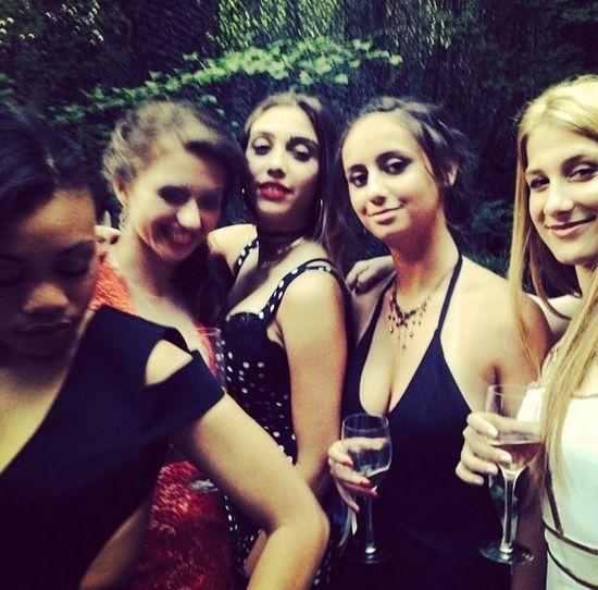 Jak wyglądała córka Madonny na balu maturalnym? (FOTO)