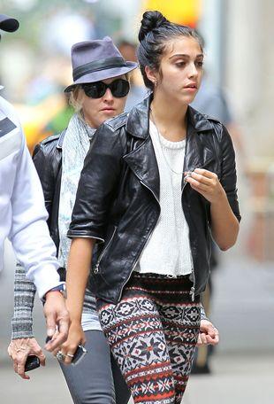 Lourdes Leon spotyka się z 17-letnim aktorem