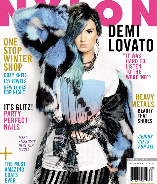 Demi Lovato wzi�a przyk�ad z Miley Cyrus?
