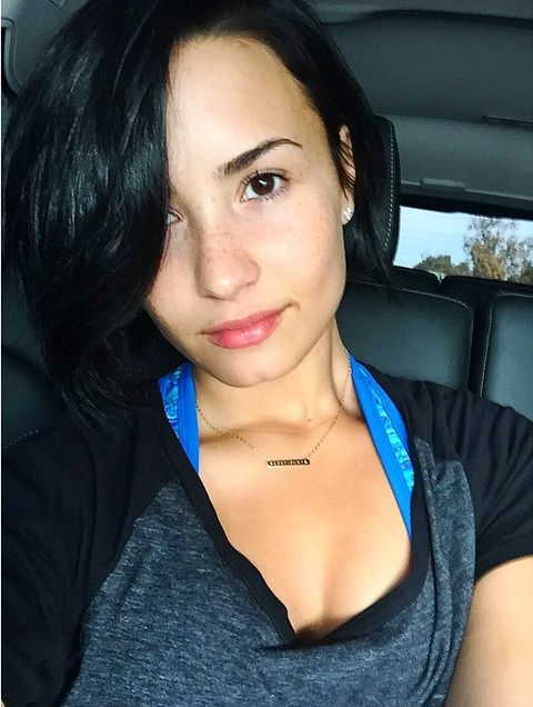 Demi Lovato pojechała po Arianie Grande