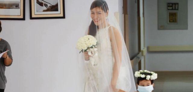 Ślub tuż przed śmiercią! (VIDEO)