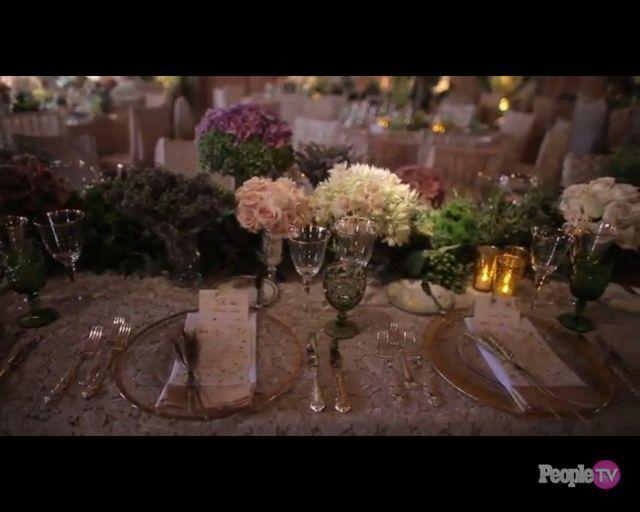 Jessica Simpson miała wesele jak z bajki (FOTO)