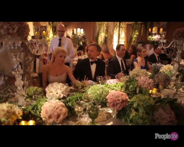 Jessica Simpson mia�a wesele jak z bajki (FOTO)