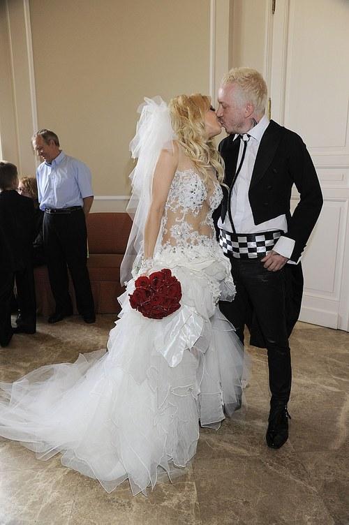 Ich ślub był małą sensacją w Warszawie (FOTO)