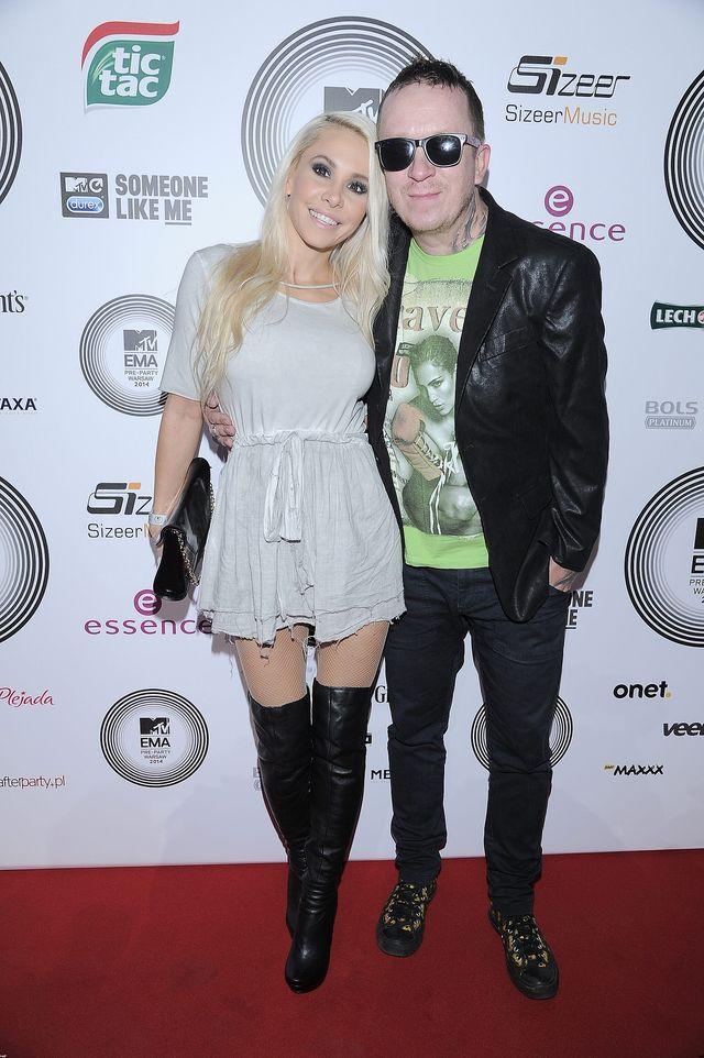 Gwiazdy na MTV EMA PRE-PARTY (FOTO)
