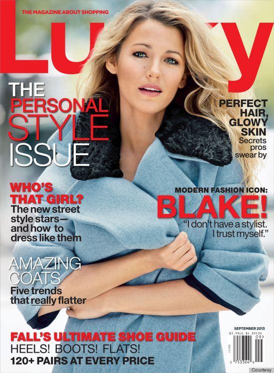 Blake Lively: Ryan ma lepszy gust odemnie
