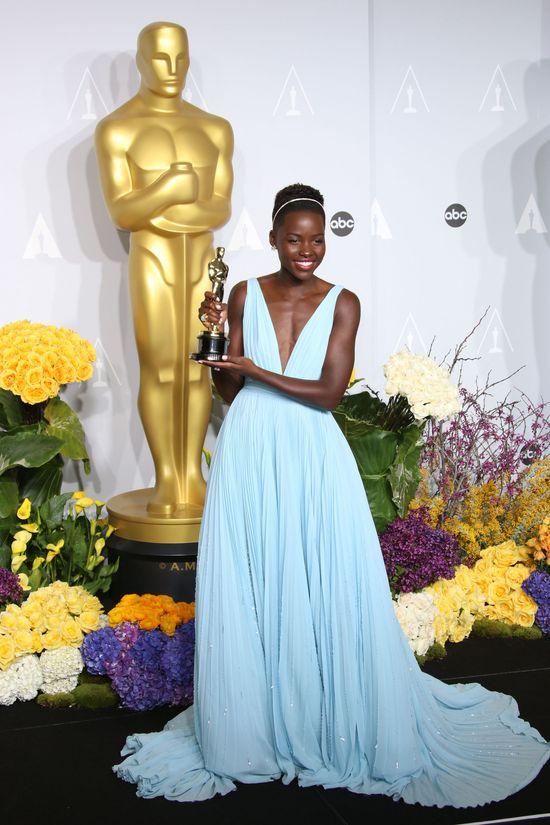 Lupita Nyong'o zdobyła Oscara! (FOTO)
