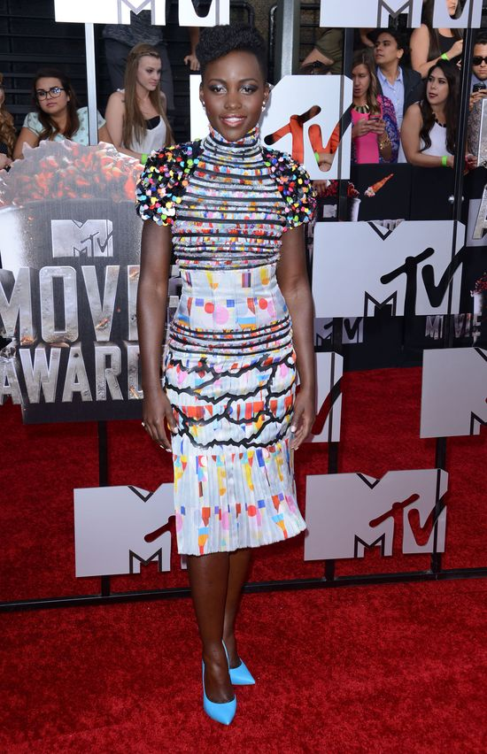 Plejada gwiazd na rozdaniu MTV Movie Awards 2014 (FOTO)