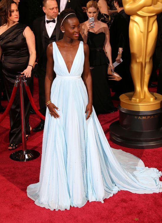 Lupita Nyong'o zdobyła Oscara (FOTO)