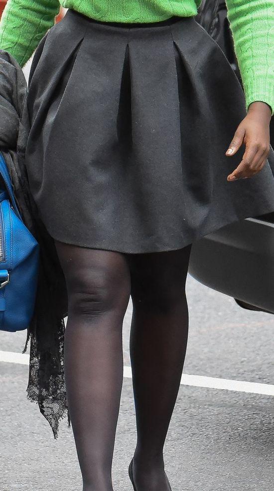 Nogi nie są mocnym punktem Lupity Nyong'o (FOTO)