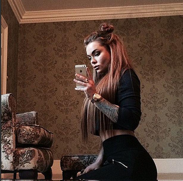Luxuria Astaroth też jest blogerką modową