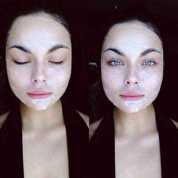 Luxuria Astaroth pokazała zdjęcia bez makijażu (FOTO)