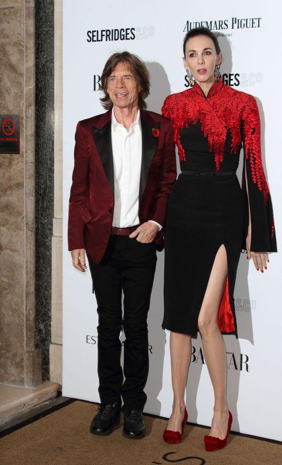 Nie żyje L'Wren Scott, projektantka mody i partnerka Jaggera