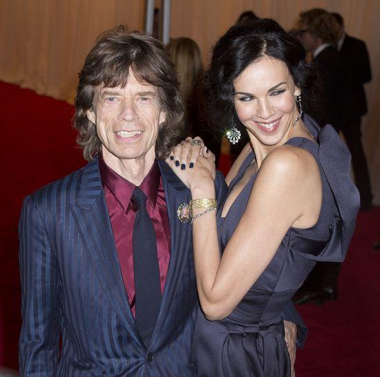 L'Wren Scott notorycznie oszukiwa�a Micka Jaggera?