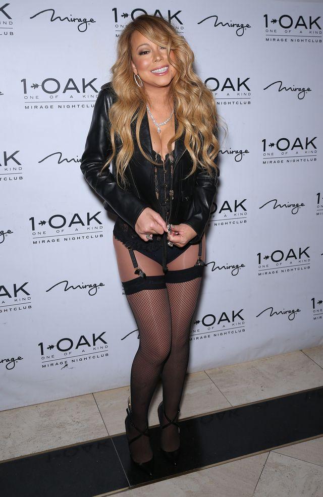 Koszmar! Mariah Carey brała udział w satanistycznych rytuałach!