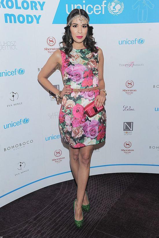 UNICEF Gala Wszystkie Kolory Mody (FOTO)