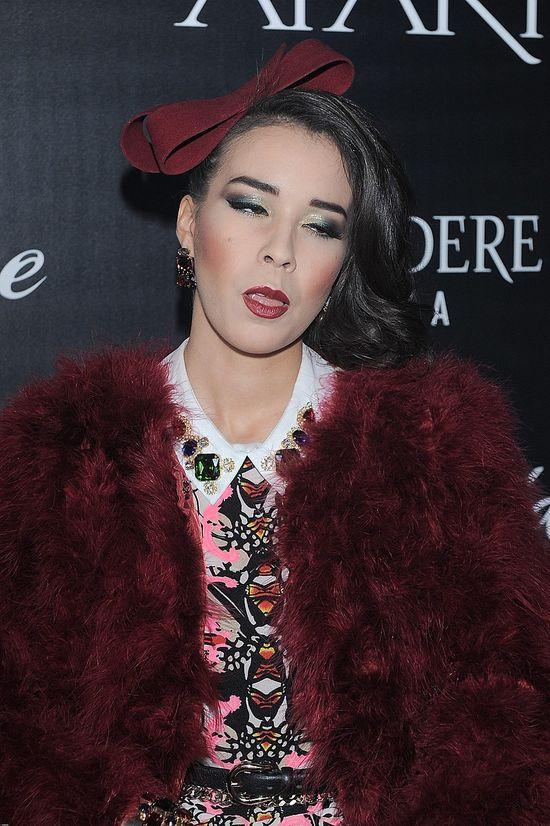 Macademian Girl i Charlize Mystery na pokazie mody (FOTO)