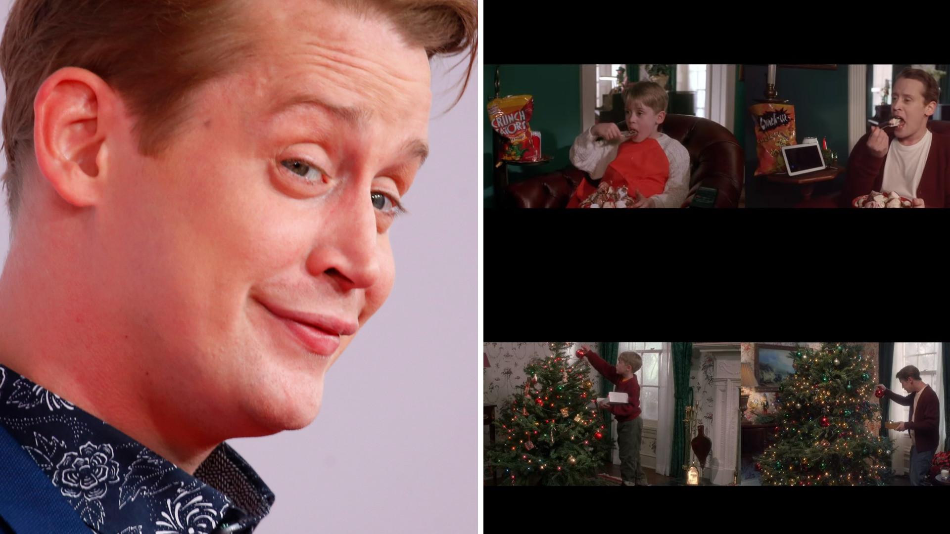 Macaulay Culkin po 30 latach znów wciela się w Kevina! Musicie to zobaczyć
