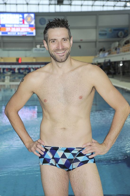 Gwiazdy ostro trenują do Celebrity Splash (FOTO)