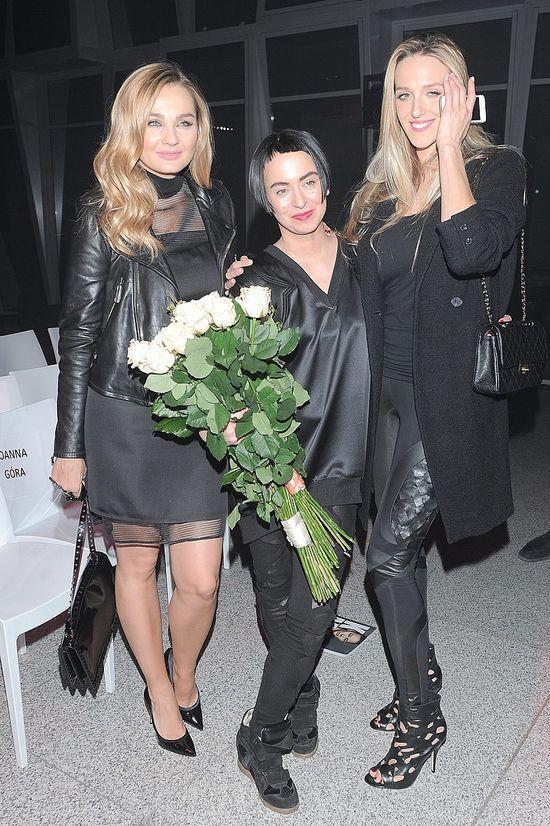 Fotorelacja z pokazu mody Agnieszki Maciejak