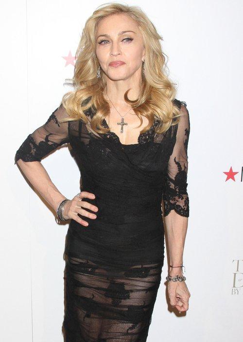 Wow! Wiedzieli�cie, �e Gessler i Madonna si� przyja�ni�?