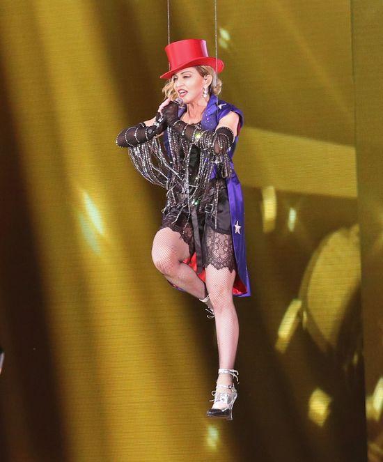 Madonna ośmieszyła swoją fankę!
