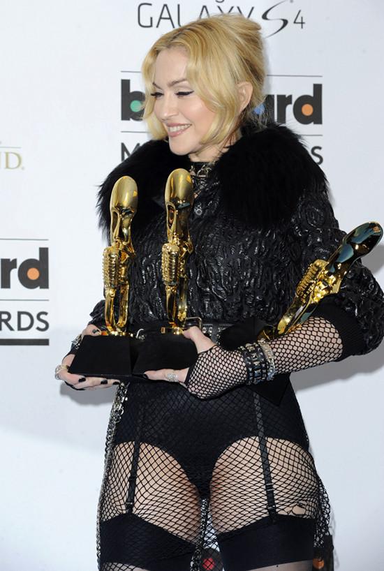 Ile Madonna zarobiła w ciągu roku?