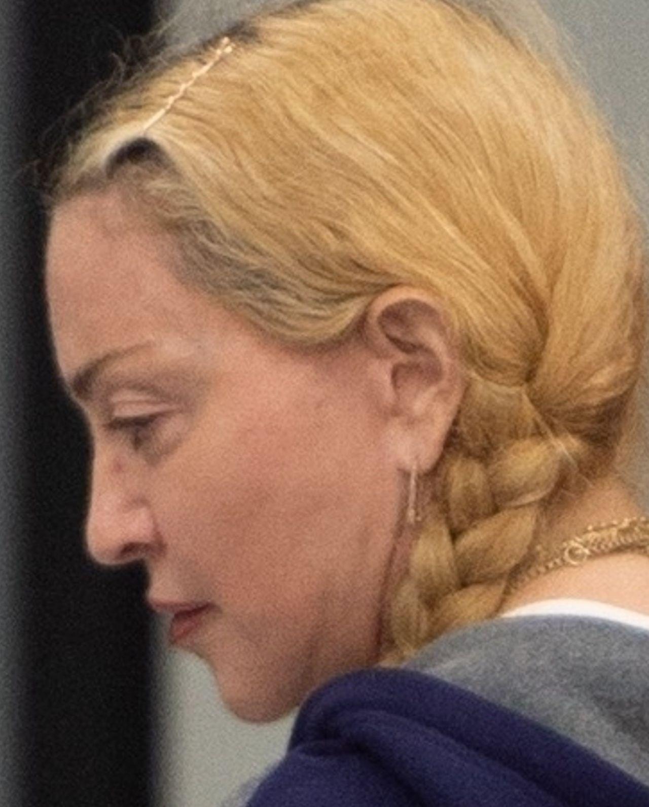 Madonna bez makijażu - nie będzie zachwycona, gdy zobaczy te zdjęcia