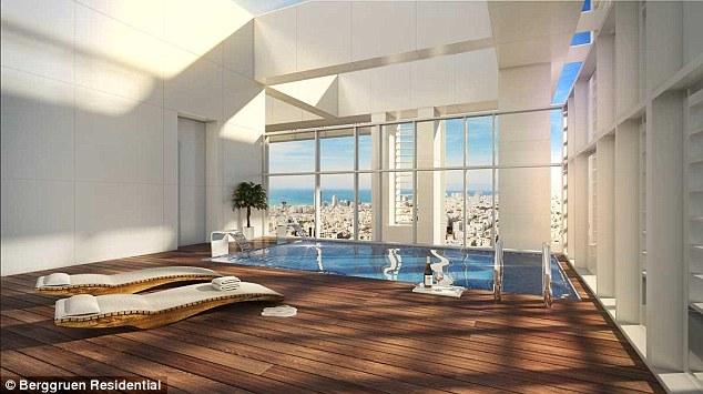 Madonna kupi�a apartament w Izraelu (FOTO)