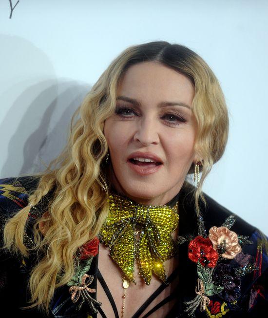 Co usłyszała Madonna, gdy siedziała obok Kylie Jenner na pokazie mody?