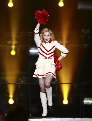 Madonna jak świetne przedsiębiorstwo (FOTO)