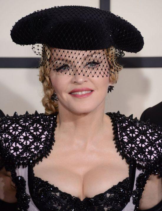 Madonna o całowaniu Drake'a: Całowałam dziewczynę!