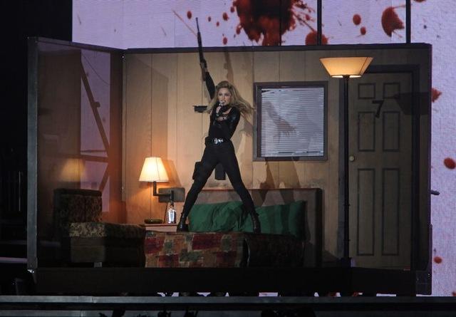 Jak będzie wyglądał koncert Madonny w Warszawie? (FOTO)