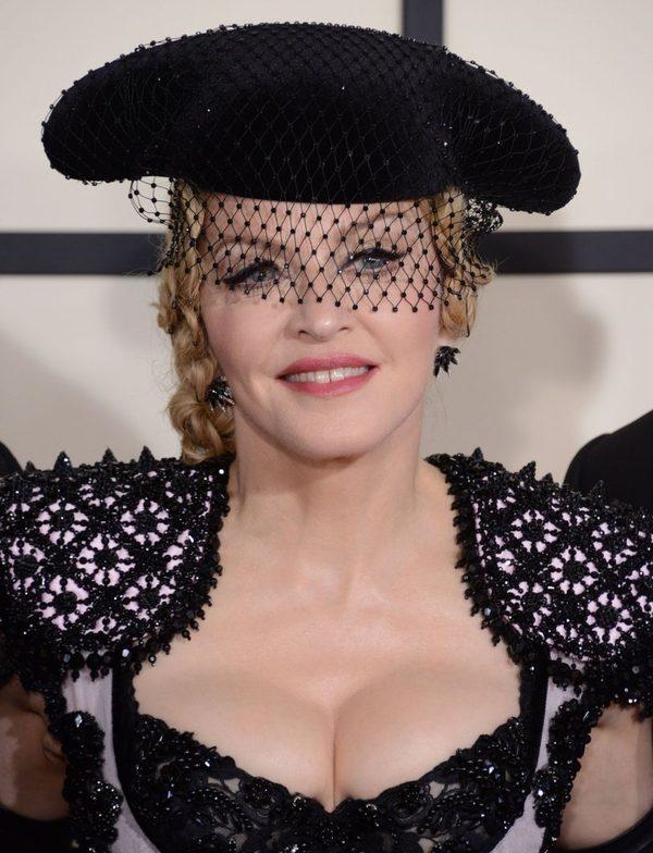 Madonna nie zabroniła Lourdes próbowania narkotyków